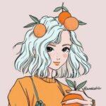 Рисунок профиля (Соленая Карамель)