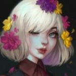 Рисунок профиля (✿ܓ)