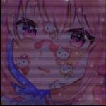 Рисунок профиля (ひどい男)
