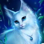 Рисунок профиля (Лунный котенок)