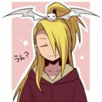 Рисунок профиля (Цукури Дейдара | Прости меня, Тоби)