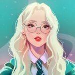 Рисунок профиля (Princess Slytherin)