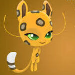 Рисунок профиля (Miss Leopard Miraculous)