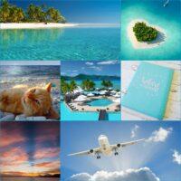Солнце, море, пляж.... и котик за компанию.... такой мой идеальный день 🐱